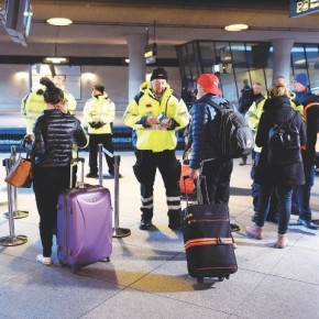 Szwecja przywróciła kontrole na granicy z Danią