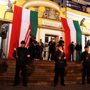 Węgrzy obchodzili 60. rocznicę wybuchu rewolucji