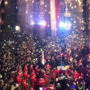 Aleppo świętuje Boże Narodzenie