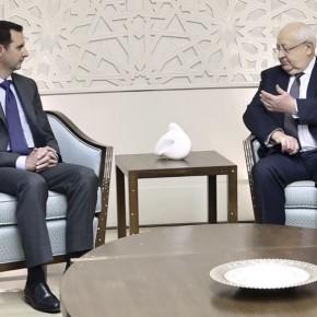 Prezydent Syrii spotkał się z francuskimi parlamentarzystami