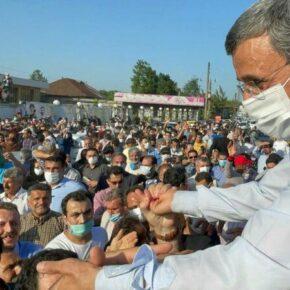 Ahmadineżadowi nakazano milczeć. Sam nie zagłosuje w wyborach