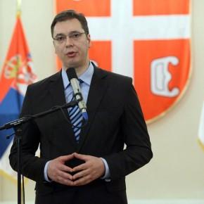 Vučić nowym prezydentem Serbii