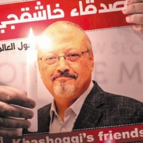 Film o zabiciu saudyjskiego dziennikarza blokowany