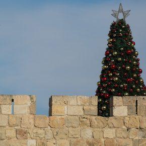 Izraelscy rabini przeciwko bożonarodzeniowym choinkom
