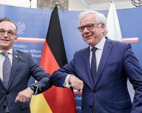 MSZ popiera Niemcy - Niemcy nie wypłacą reparacji