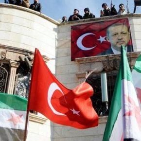 Erdoğan grozi syryjskiej armii