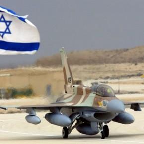 Izrael zbombardował tereny Strefy Gazy