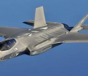 F-35 bez offestu i dostępu zbrojeniówki