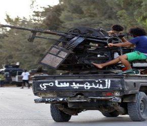 Haftar ponosi straty w bitwie o Trypolis