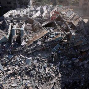 USA oczekują od Izraela informacji o Hamasie w budynku mediów