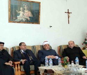 Hamas odwiedził Kościół katolicki
