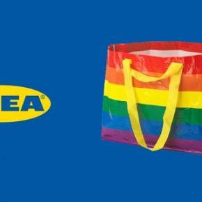 Ikea wspomoże mniejszości seksualne wśród uchodźców