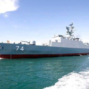 Iran, Chiny i Rosja ćwiczą na Oceanie Indyjskim