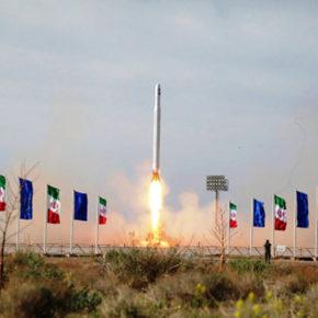 Iran umieścił na orbicie wojskowego satelitę