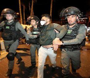 Zatrzymano trzech izraelskich ekstremistów atakujących Arabów