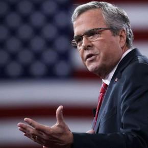 Jeb Bush obiecuje rozprawę z ruchem bojkotu Izraela