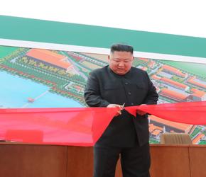 Kim Dzong Un pokazał się publicznie
