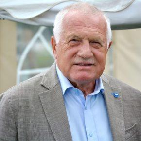 Klaus: Koronawirus jest ceną za strefę Schengen