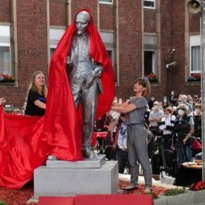 W Niemczech odsłonięto pomnik Lenina