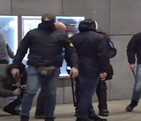 Policja atakowała nawet liberalne media (+WIDEO)