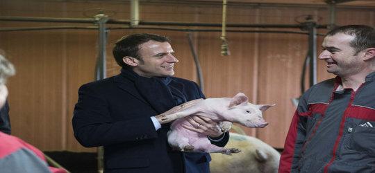 Na kłopoty Macron