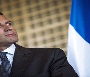 Macron wabi finansistów z City