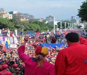 Maduro zapowiada rozliczenie próby przewrotu