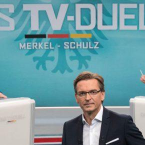 Merkel i Schulz uznają islam za część niemieckiej kultury i grożą Europie Środkowej