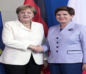 """Rząd będzie ratował """"projekt europejski"""" wraz z Niemcami"""