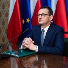 Morawiecki dofinansuje białoruskie firmy