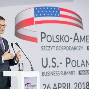 Morawiecki zapowiada miliony euro dla Białorusinów