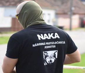Słowacka policja kryminalna prześladuje prawicę