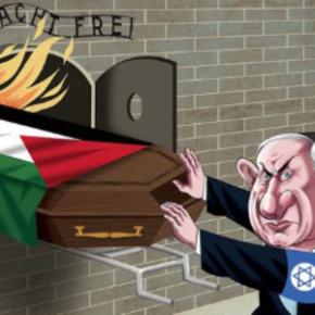 Izrael domaga się zwolnienia portugalskiego rysownika