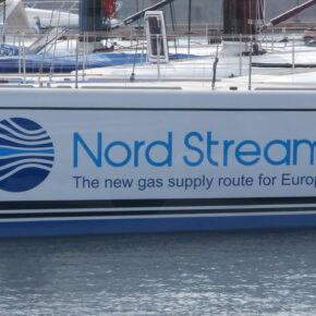 UE krytykuje sankcje USA wobec Nord Stream 2