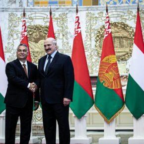 Orbán wezwał do zniesienia sankcji wobec Białorusi
