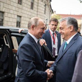 Rosja może zbudować gazociąg do Węgier