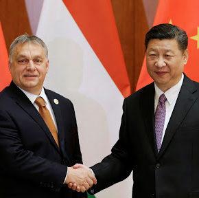 Orbán dziękuje Chinom