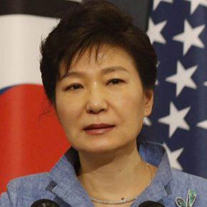 Prezydent Korei Południowej konsultowała decyzje z koleżanką