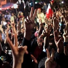 Bahrajn: Protesty przeciwko budowie brytyjskiej bazy wojskowej