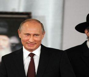 """Putin tropi """"antysemityzm"""" w przedwojennej Polsce"""