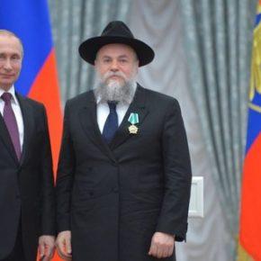 Lider rosyjskich Żydów dziękuje za atak na Polskę