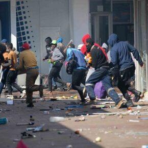 Przez zamieszki w RPA brakuje jedzenia