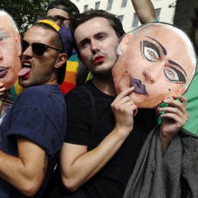 Rosyjska ofensywa przeciwko LGBT