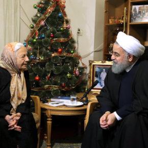 Irańskie władze składają życzenia świąteczne