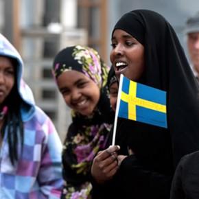 W meczecie nawoływano do głosowania na szwedzką lewicę