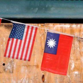 Ameryka będzie naciskać na współpracę z Tajwanem