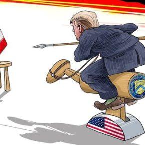Iran wydał nakaz aresztowania Trumpa