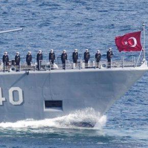 Turcy przepędzili izraelski statek badawczy