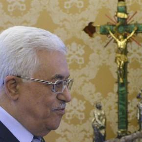 Prezydent Palestyny składa życzenia i niepokoi się o sytuację chrześcijan