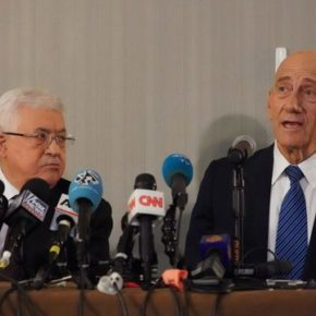 Abbas i Olmert chcą wrócić do rozmów pokojowych